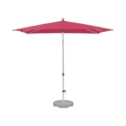 """Sonnenschirm """"Alu-Smart"""", quadratisch, von GLATZ, Dessin 681 - Pink (© by GLATZ AG, Schweiz)"""