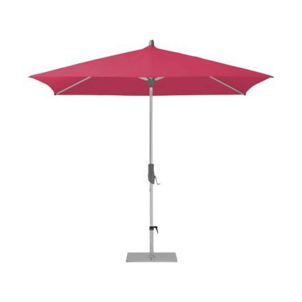 """Sonnenschirm """"Alu-Twist"""", rechteckig, von GLATZ, Dessin 681 - Pink (© by GLATZ AG, Schweiz)"""
