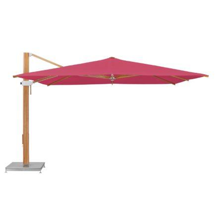 """Sonnenschirm """"Aura"""", quadratisch, von GLATZ, Dessin 681 - Pink (© by GLATZ AG, Schweiz)"""