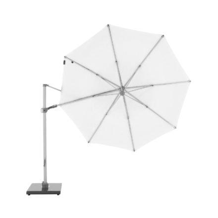 """Knirps Sonnenschirm """"Pendular"""", rund, Ø 340 cm, Farbe 07 - Weiß"""