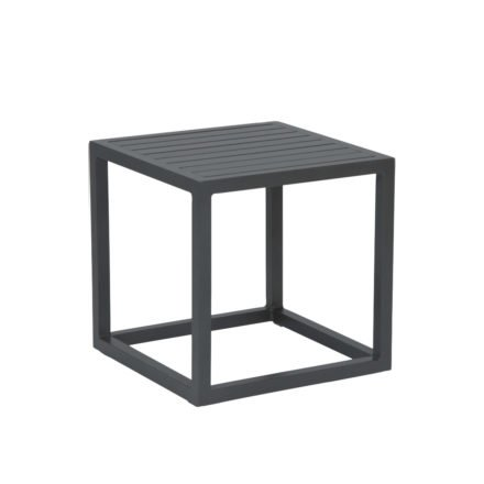 """Stern """"Robin"""" Beistelltisch, Gestell und Tischplatte aus Aluminium anthrazit"""