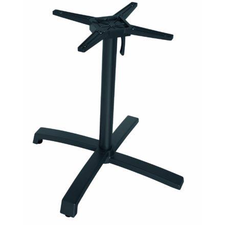 Stern Tischgestell Livorno für Bistrotisch, Aluminium anthrazit