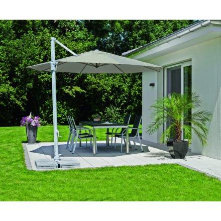 """Sonnenschirm """"Sunflex"""" von SUNCOMFORT® by GLATZ, Rund, Durchmesser 350 cm"""