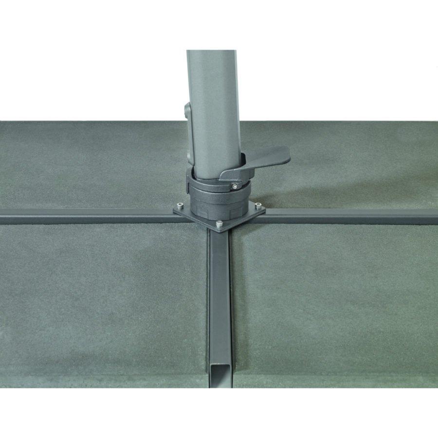 sonnenschirm varioflex ampelschirm. Black Bedroom Furniture Sets. Home Design Ideas