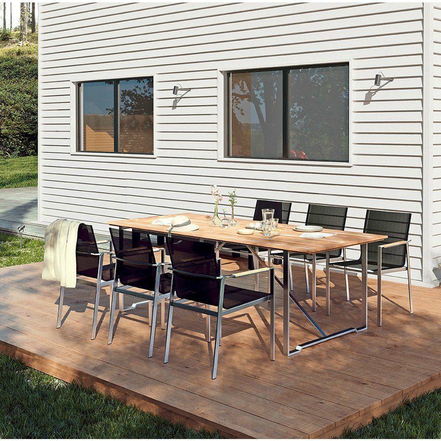 brafab gotland gartenm bel set. Black Bedroom Furniture Sets. Home Design Ideas