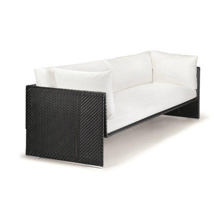 "DEDON 4er Sofa ""SLIM LINE"", Aluminiumrahmen, DEDON Faser carbon"
