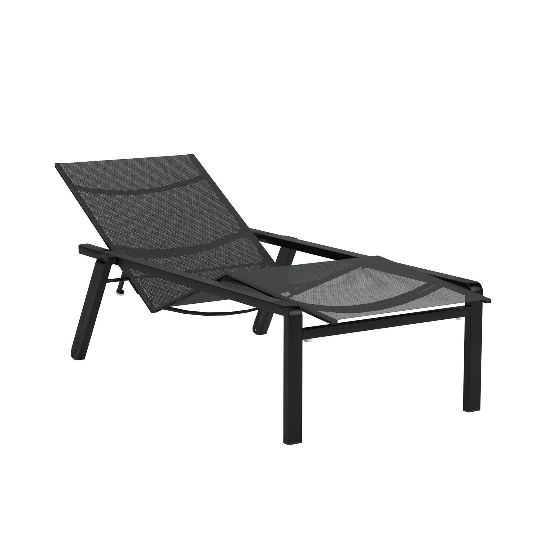 royal botania alura sonnenliege. Black Bedroom Furniture Sets. Home Design Ideas