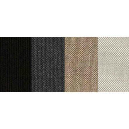 Conmoto Serie Riva, Kissenfarbe schwarz, anthrazit, beigegrau, hellbeige