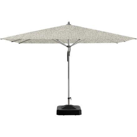 """Sonnenschirm """"Fortero®"""", quadratisch, von GLATZ, Dessin 500 - Plaster (© by GLATZ AG, Schweiz)"""
