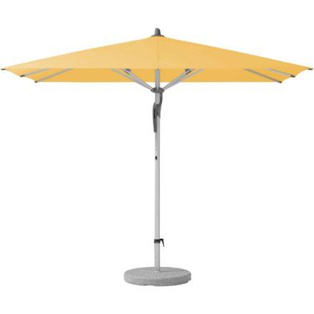 """Sonnenschirm """"Fortero®"""", rechteckig, von GLATZ, Dessin 438 - Straw (© by GLATZ AG, Schweiz)"""