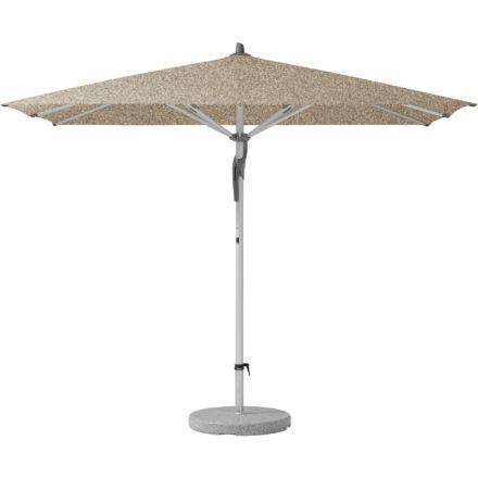 """Sonnenschirm """"Fortero®"""", rechteckig, von GLATZ, Dessin 650 - Camel Melange (© by GLATZ AG, Schweiz)"""