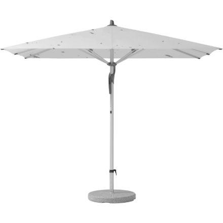 """Sonnenschirm """"Fortero®"""", rechteckig, von GLATZ, Dessin 664 - Pearl (© by GLATZ AG, Schweiz)"""