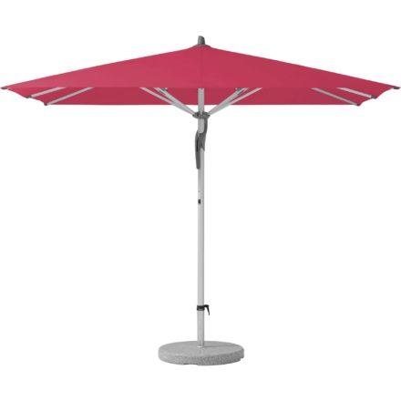 """Sonnenschirm """"Fortero®"""", rechteckig, von GLATZ, Dessin 681 - Pink (© by GLATZ AG, Schweiz)"""