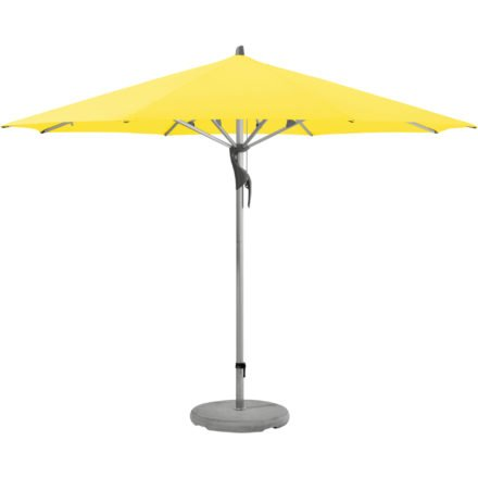 """Sonnenschirm """"Fortero®"""", rund, von GLATZ, Dessin 680 - Pineapple (© by GLATZ AG, Schweiz)"""