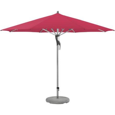 """Sonnenschirm """"Fortero®"""", rund, von GLATZ, Dessin 681 - Pink (© by GLATZ AG, Schweiz)"""