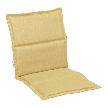 Stern Auflage, 100% Polyacryl, gelb