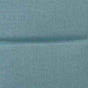 Stern Auflage 100% Polyacryl, hellblau