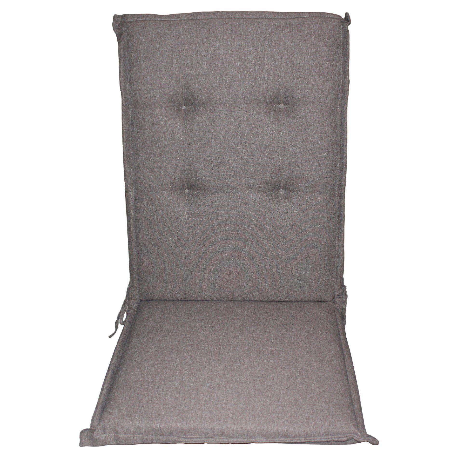 zebra sitz und r ckenkissen f r klappsessel bueno. Black Bedroom Furniture Sets. Home Design Ideas