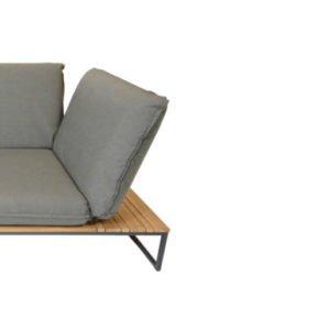 Fischer Mobel Flora 2 Sitzer Loungesofa
