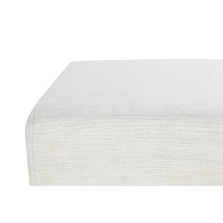 "Hartman ""Alex"" Hocker, Aluminium, Sunbrella marble"