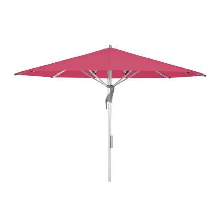 """Sonnenschirm """"Fortello® LED"""", rund, von GLATZ, Dessin 681 - Pink (© by GLATZ AG, Schweiz)"""