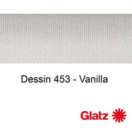 GLATZ Stoffmuster Dessin 453 Vanilla