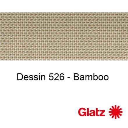 GLATZ Stoffmuster Dessin 526 Bamboo