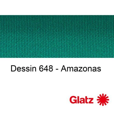 GLATZ Stoffmuster Dessin 648 Amazonas