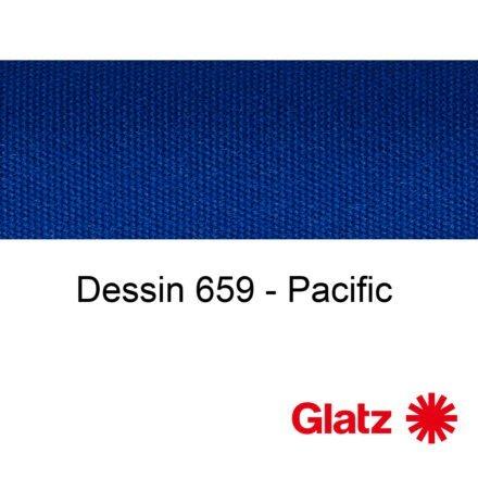 GLATZ Stoffmuster Dessin 659 Pacific