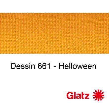 GLATZ Stoffmuster Dessin 661 Helloween