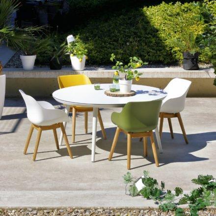Hartman Sophie Studio Organic Chair Gestell Teak