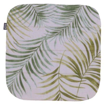 Hartman Sitzkissen, Material: 50% Baumwolle, 50% Polyester, Dessin: Belize Green