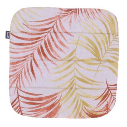 Hartman Sitzkissen, Material: 50% Baumwolle, 50% Polyester, Dessin: Belize Orange