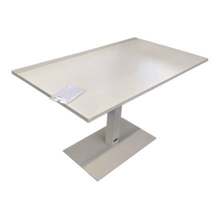 """Home Islands Klapptisch """"Fujita"""", Gestell und Tischplatte Aluminium weiß"""