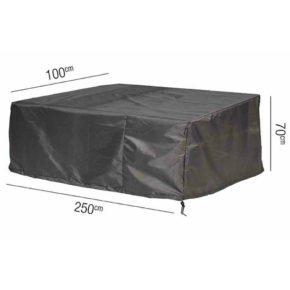AeroCover Schutzhülle - 250x100x70 cm