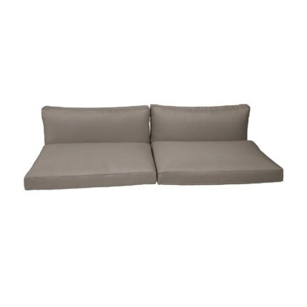 """Cane-line Polster, taupe, für Loungesofa """"Chester"""""""