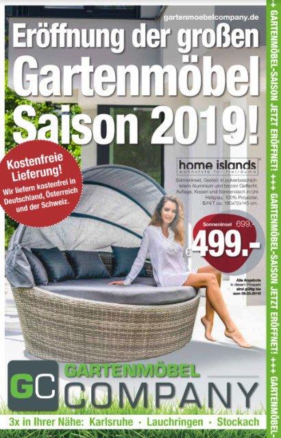 Gartenmöbel Company Online Shop 3 X Vort Ort In Süddeutschland