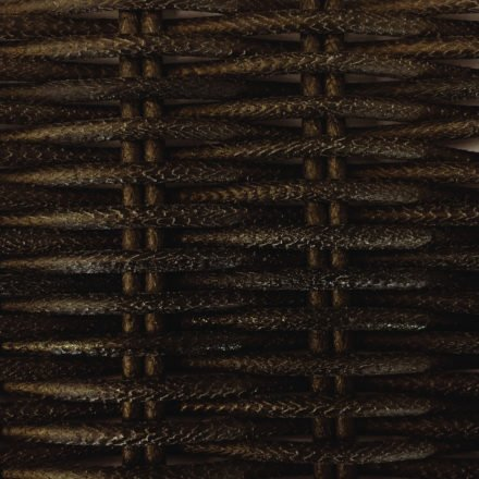 Gloster, Geflecht Polyrattan sable