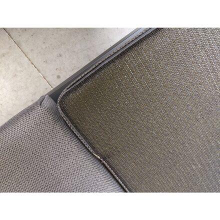 """Jati&Kebon """"Bari"""" Sitzkissen mit Reißverschluss, Antirutschbeschichtung und Quickdry Füllung"""