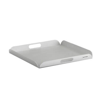 """Kettler """"Lavi"""" Tablett, Aluminium silber"""