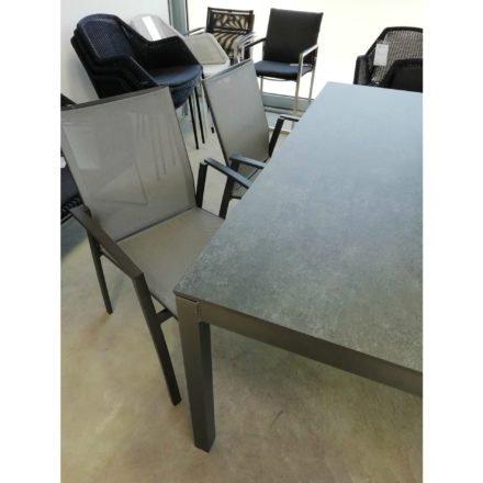 """SIT Mobilia Gartenmöbel-Set """"Argentina/Etna"""" – Set mit Tisch und 6 Stühlen"""