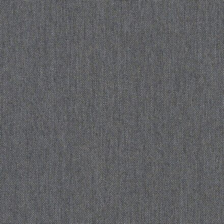 Auflagenstoff Sunbrella® Natté charcoal chiné 10063