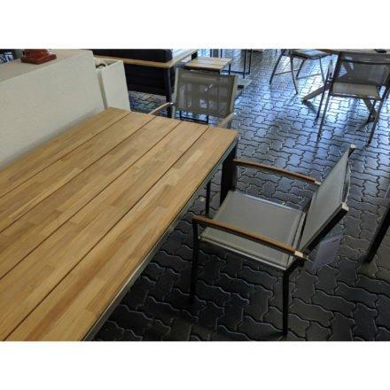 """4Seasons Outdoor Gartenmöbel-Set mit Stuhl """"Promo Nexxt"""" und Tisch """"Goa"""""""
