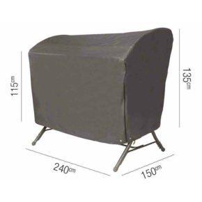 AeroCover Schutzhülle für Hollywoodschaukel - 240x150x135/ 115 cm