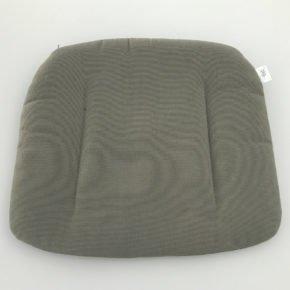 """Fast Sitzkissen für Gartenstuhl, Gartensessel und Barhocker """"Forest"""", Sunbrella® Farbe Taupe (STA)"""