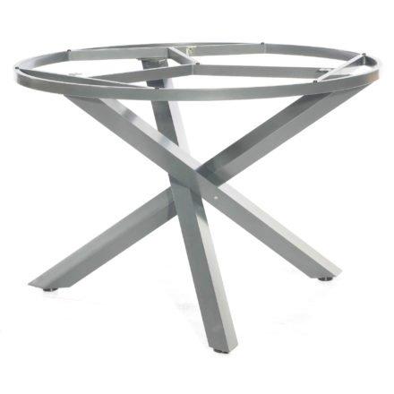 """SonnenPartner Tischgestell """"Base-Spectra"""", Aluminium anthrazit, für Tischplatte Ø 130 bzw. 134 cm"""