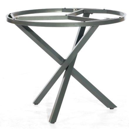 """SonnenPartner Tischgestell """"Base-Spectra"""", Aluminium anthrazit, für Tischplatte Ø 100 cm"""