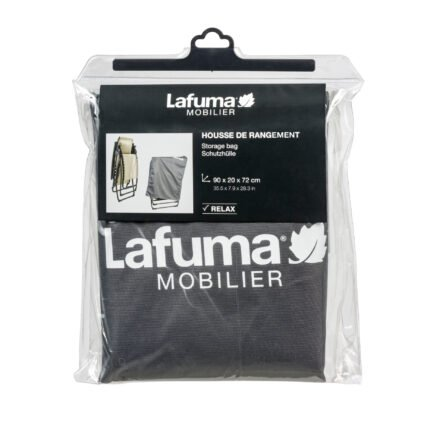 Lafuma Schutzhülle 72x90x20cm, dunkelgrau
