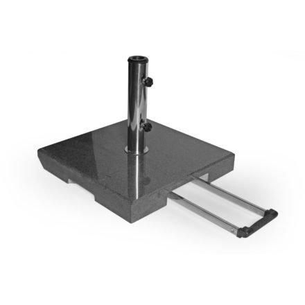 """Brafab Granit-Schirmständer """"Mito"""", Gewicht 50 kg"""