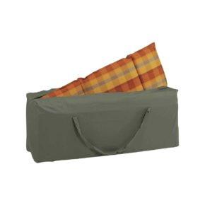 Stern Aufbewahrungstasche für Auflagen, 100% Polyester, grau